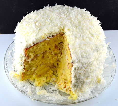 Make and share this Paula Deen's Jamie's Coconut Cake recipe from Food.com.