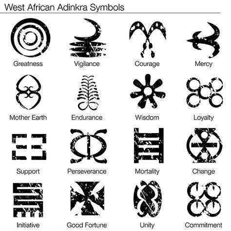 West African Symbols Ghana Symbols And Africans
