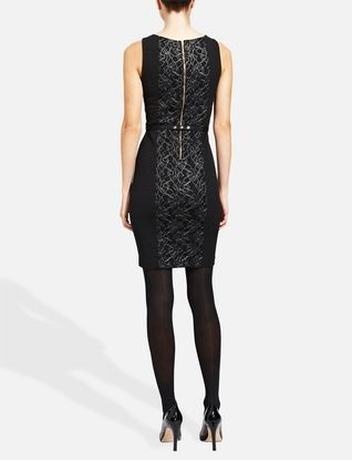 Lace-Back Dress from THELIMITED.com Fav christmas gift. Best aunt ever <3