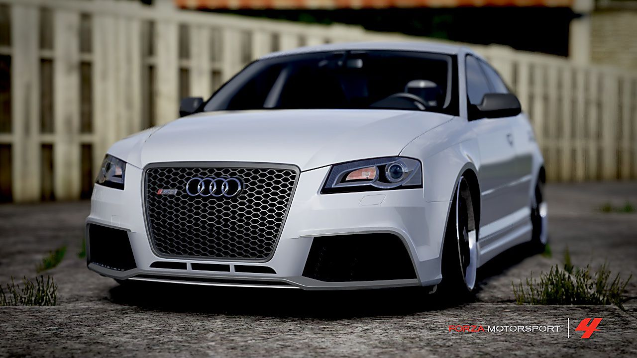 Audi #RS3 from Forza Motorsport 4 | Audi in Video Games