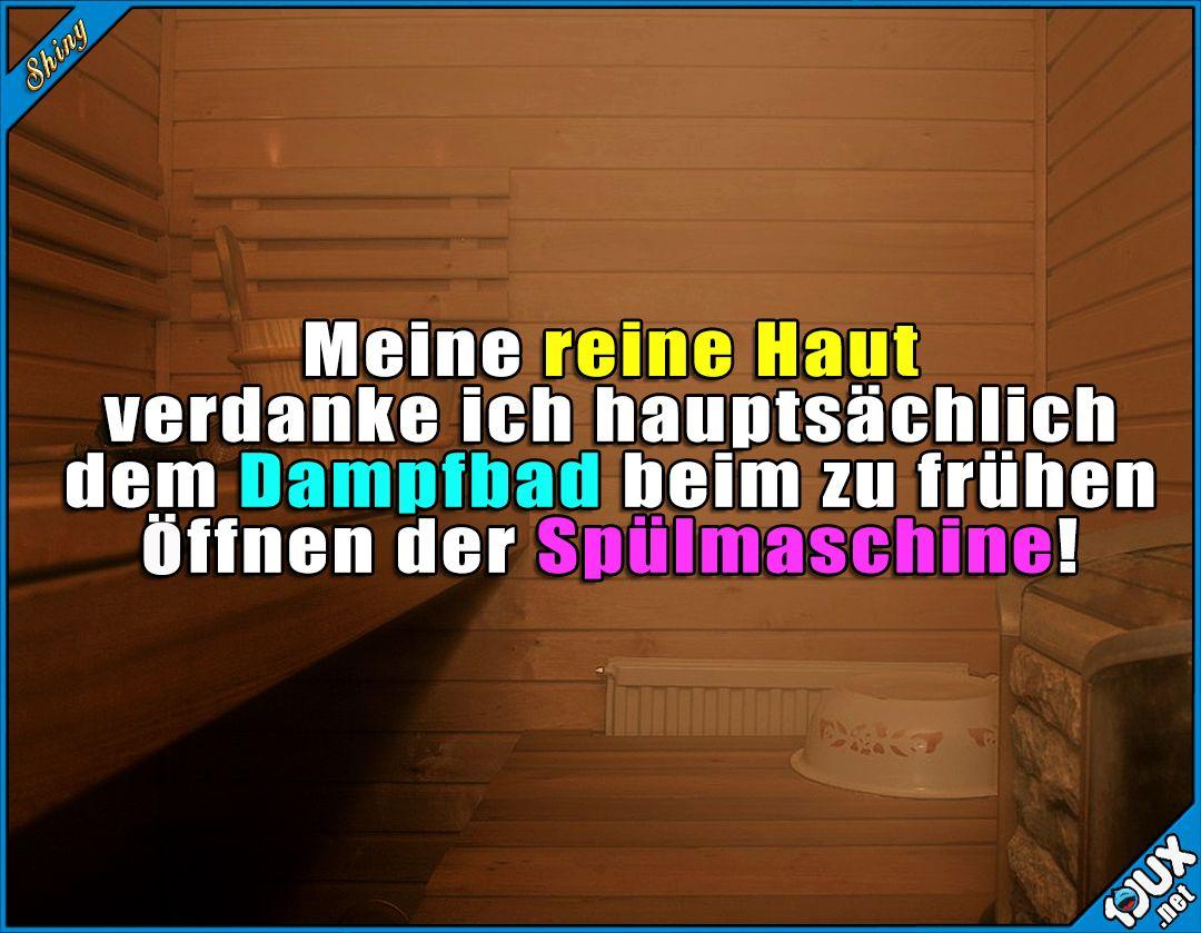 Ein Hauch Wellness :) Lustige Sprüche / Lustige Bilder #Humor