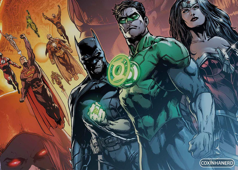 Jornalista Sugere Que Lanterna Verde Estara Em Liga Da Justica