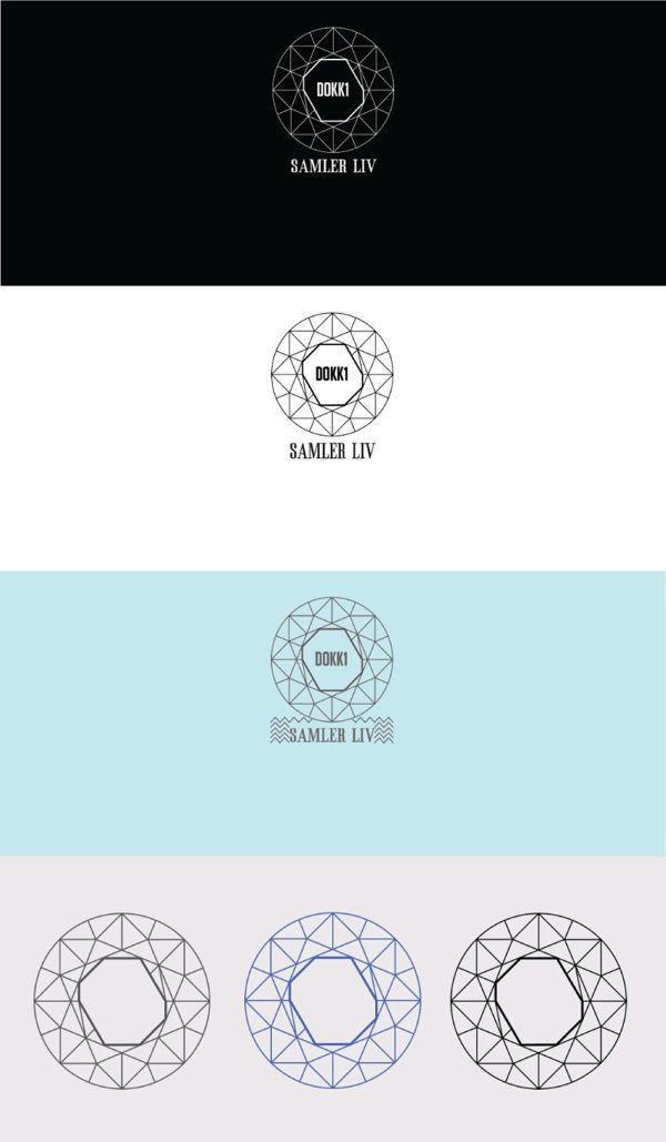 Logo Design 02 - Dokk1 on Behance