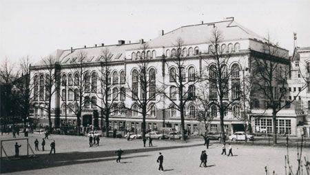 Norssit koulu1961-62 Ilpo Heporauta