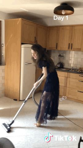 TIKTOK• Cleaning videos to watch instead of cleaning - YouTube  |Housekeeping Tiktok