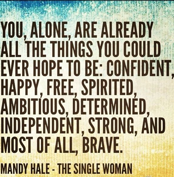 Mandy Hale Quotes Interesting Mandy Hale The Single Woman  Quotes  Pinterest  Woman Wisdom .