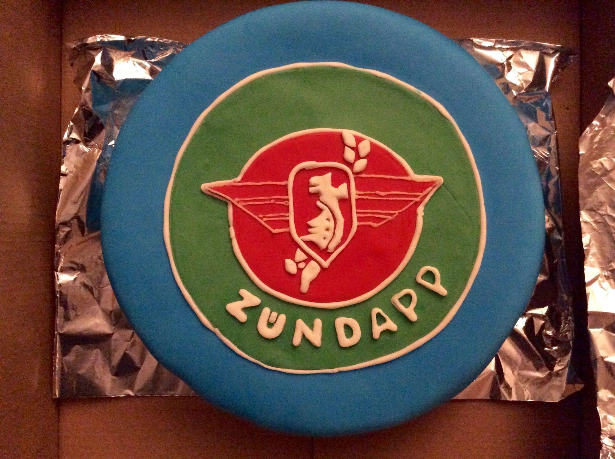 Zundapp Cake