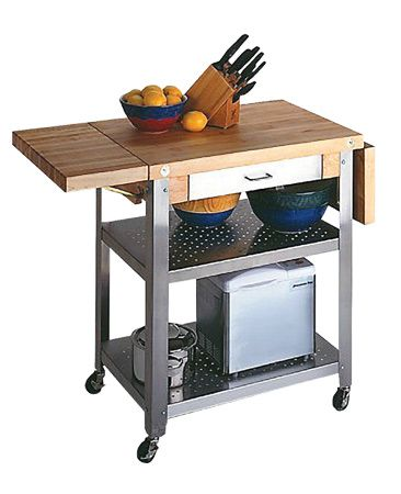 Small Kitchen Space Saving Tips