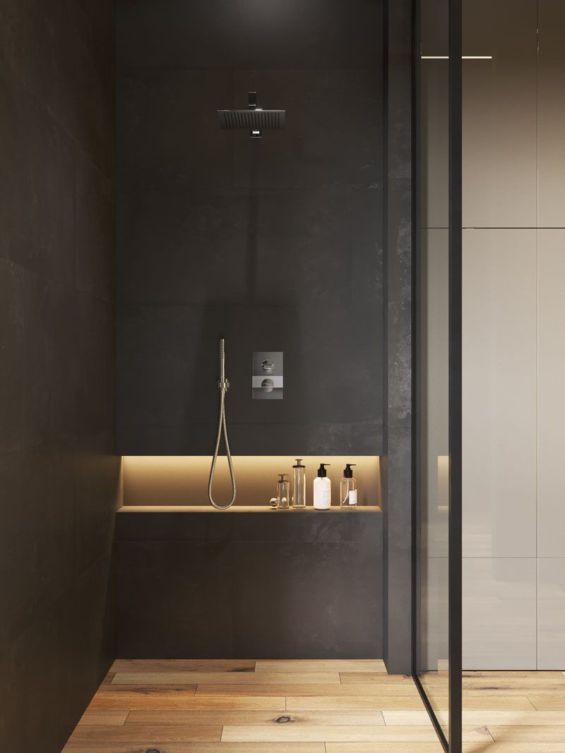 Photo of What Is The Standard Height For A Shower Niche?