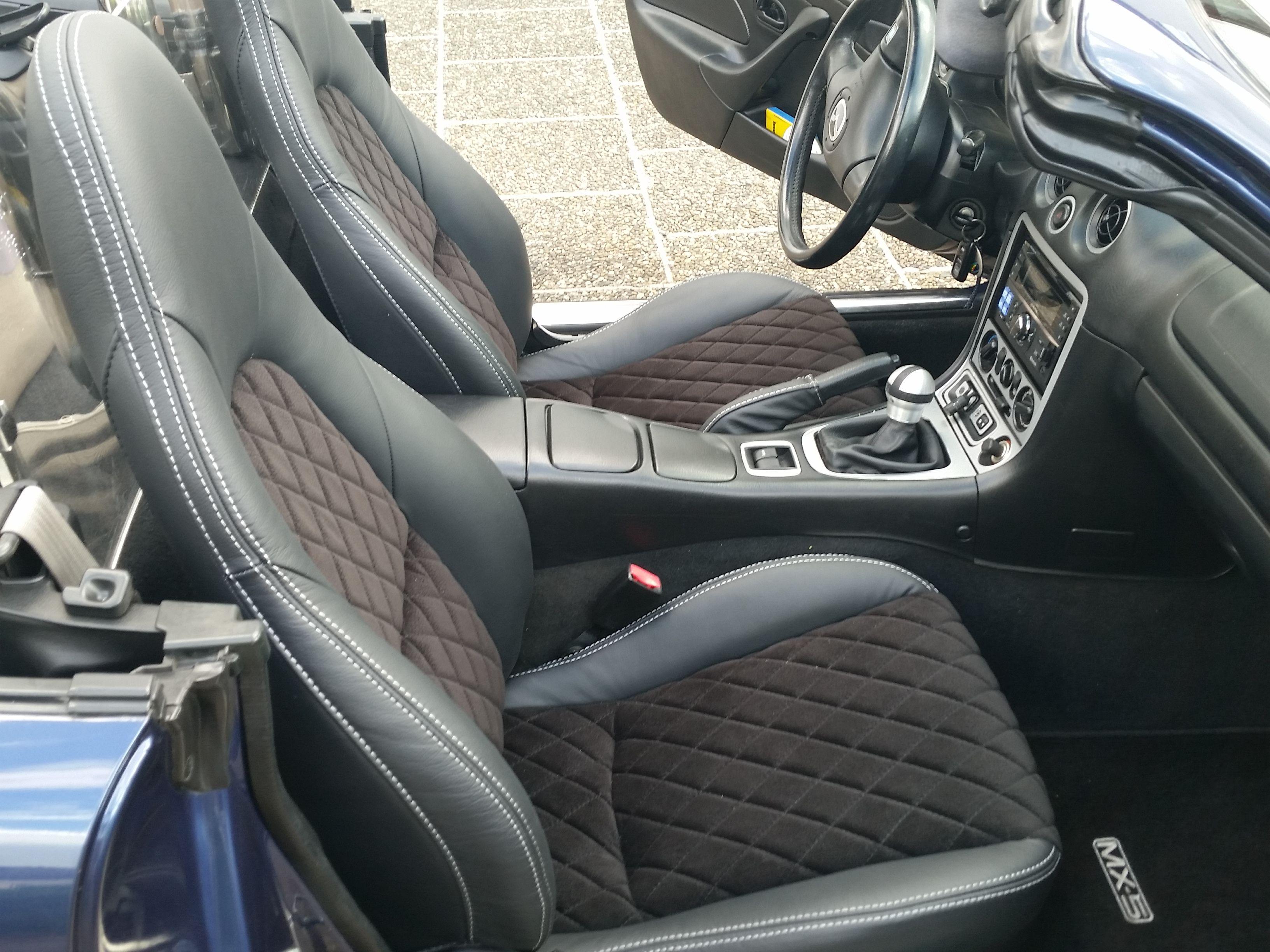 Mazda MX5 NBFL Sitze | Mx 5