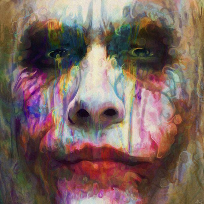 A colorida (e psicodélica) arte de Nicky Barkla - Muitos ilustradores e artistas se encontram em estilos próprios, fazendo de seus trabalhos peças únicas, exclusivas, facilmente identificadas pelas...