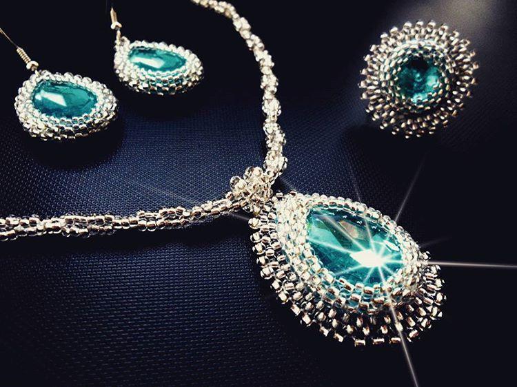 "#handmadejewelry #beads #biserinfo"""