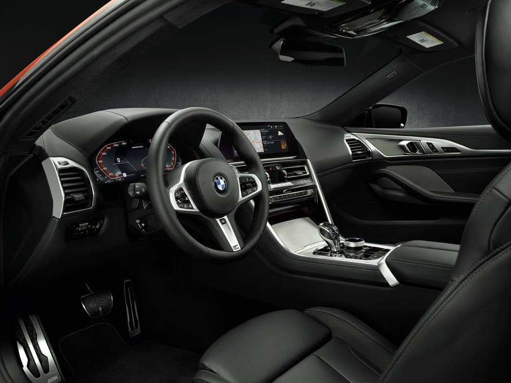 The All New Bmw 8 Series Coupe New Bmw Bmw Coupe