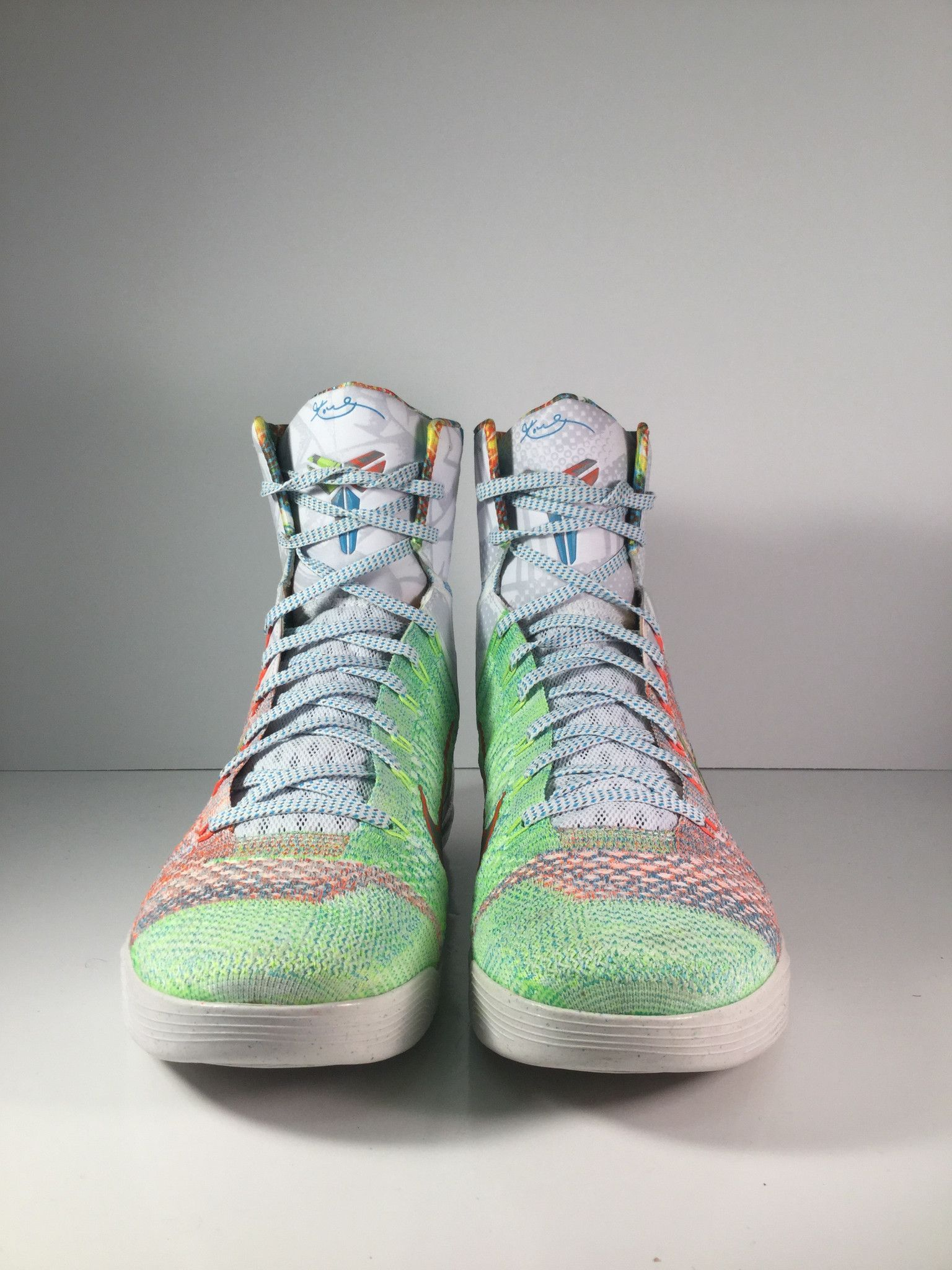 premium selection 984f4 1618d Used Kobe 9, Being Used
