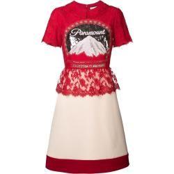 Photo of Gucci-kjole med Paramount-logo – rød GucciGucci