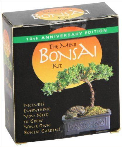 The Mini Bonsai Kit: Running Press: 9780762409747: Amazon