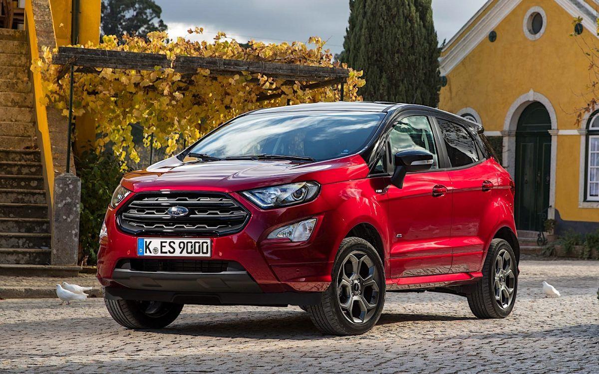 El Renovado Ford Ecosport 2018 Ya Tiene Precios En Espana Ford