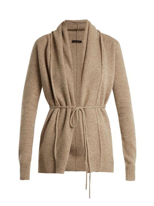 The Row Sarene cashmere cardigan