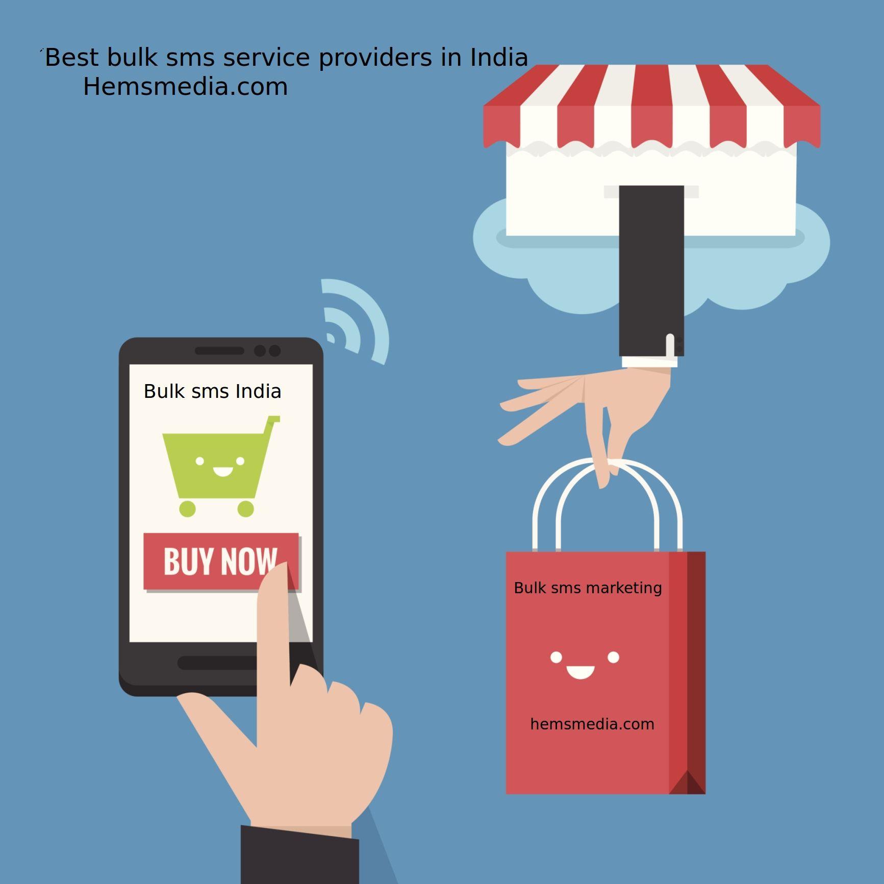 We are providing you best bulk sms marketing, free sms