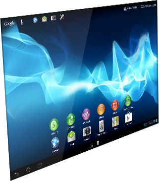 Sony Tablet S An Android Tablet Like No Other Sony