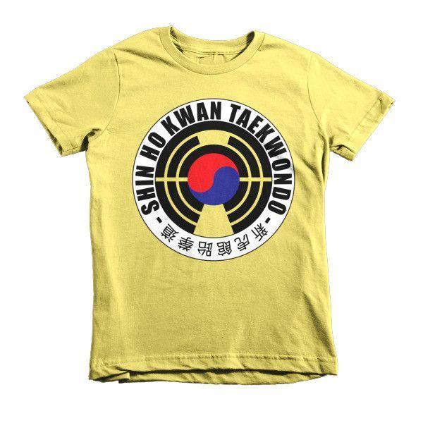 Shin Ho Kwan Logo Kids T-Shirt