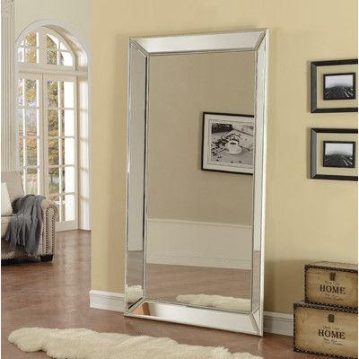 Chevelle Full Length Mirror Floor Mirror Antique Floor
