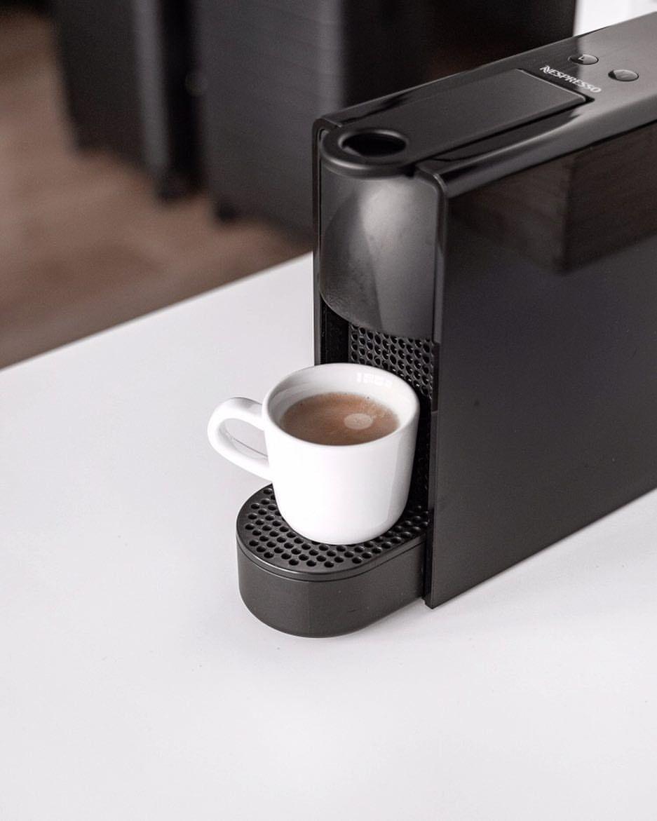 Andres Daniel Jasso On Instagram Even The Nespresso Machine In