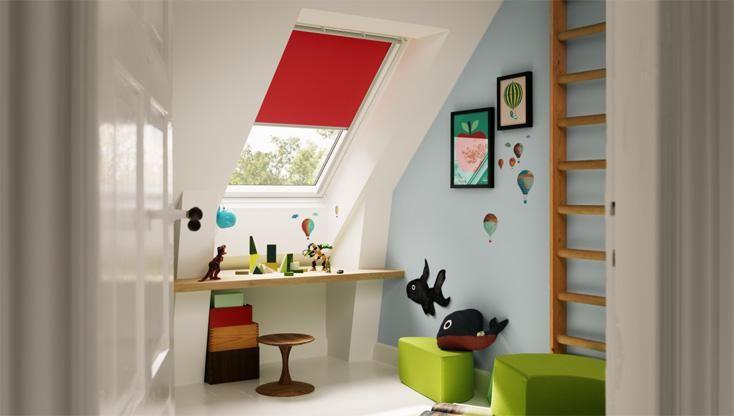 Une chambre enfants sous les combles idées d\'aménagement et de ...