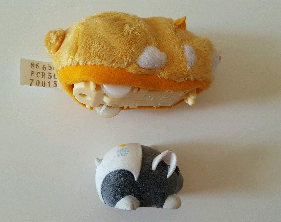 Zhu Zhu Pets Hamster Nugget Zhu Zhu Hamster Baby Muffin Bundle Hamster Zhu Zhu Hamster Woody Wagon