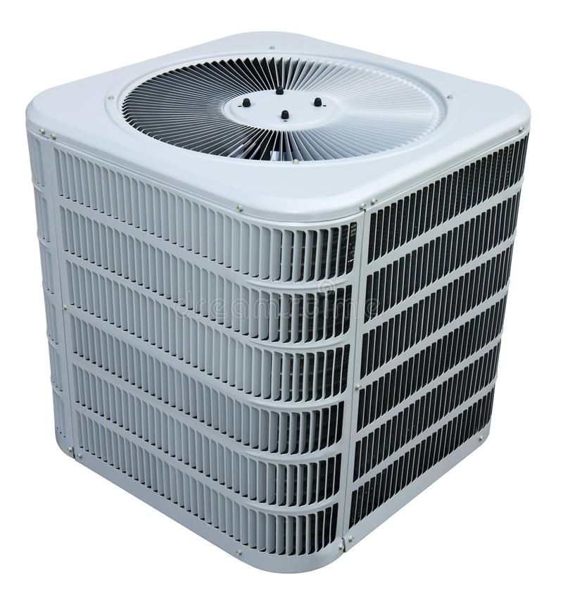 Central Ac Air Conditioner Cooling Unit Isolated Central Air Condi Air Conditioning Services Central Air Conditioner Maintenance Heating And Air Conditioning