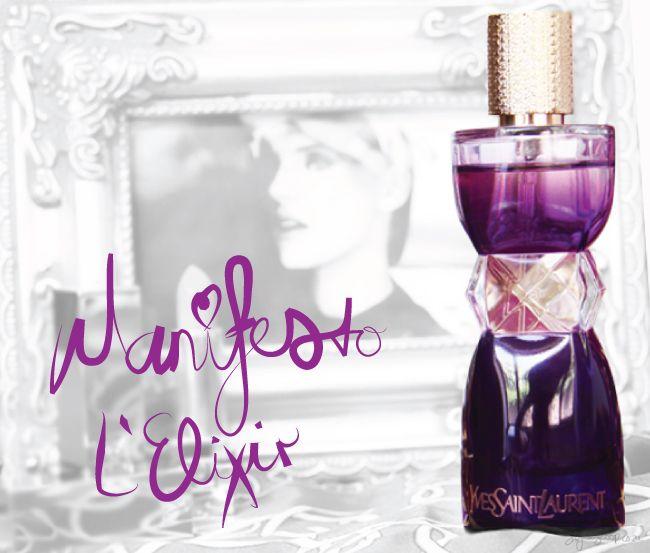 Ysl Manifesto Lelixir Stylescoop Smells So Good Ysl Beauty