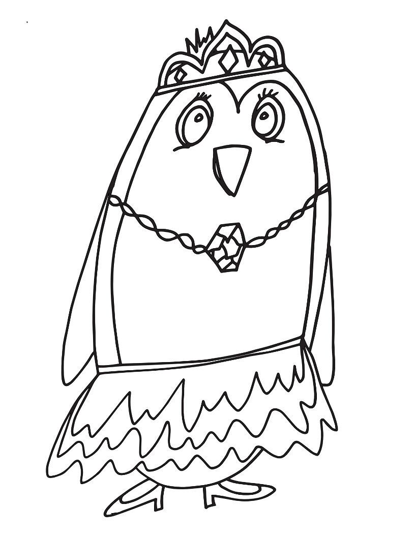 19 PENGUIN COLORING PAGES FOR KIDS Free Printables in