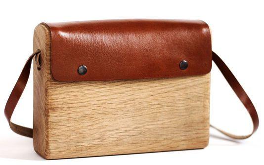 dix objets en bois surprenants sinon rien cuir bois. Black Bedroom Furniture Sets. Home Design Ideas