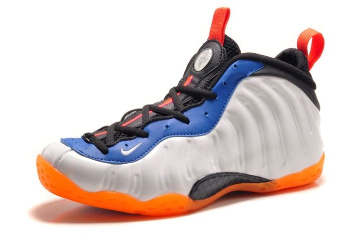 nike air foamposite one blu le scarpe