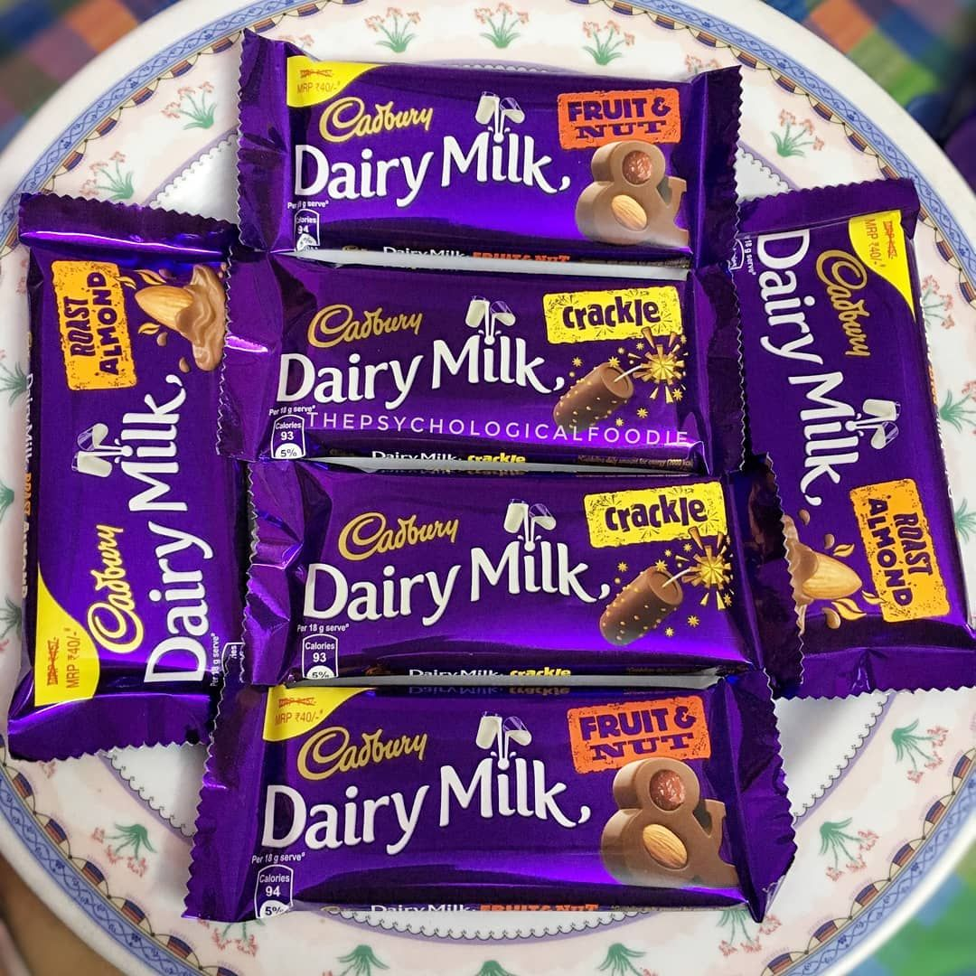Pin By Anisa Akter 11 On Choklet Fun Cookies Healthy Desserts Easy Yummy Food Dessert Choklet dairy milk happy chocolate day