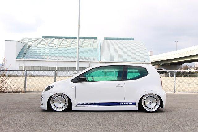 Voomeran Volkswagen Up Carros