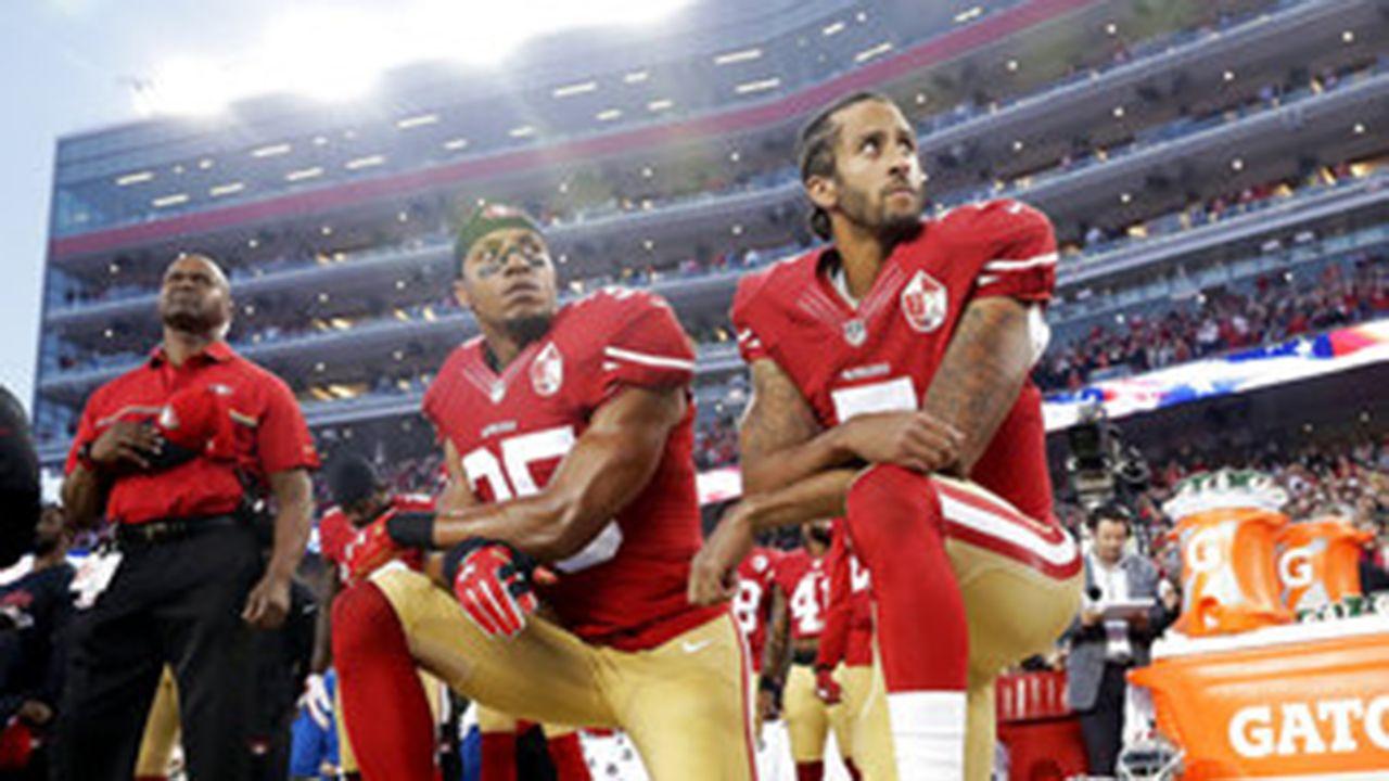 Nfl Paid Kaepernick Reid Under 10m To Settle Collusion Lawsuit Report Kaepernick Colin Kaepernick Anthem Protest