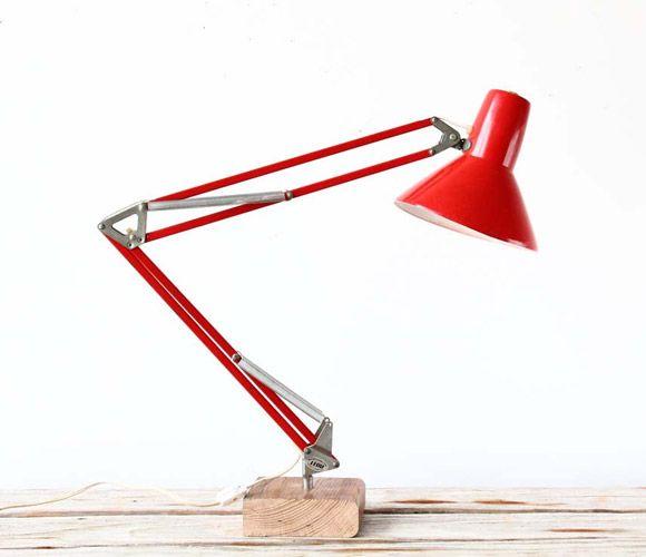 Red Task Light