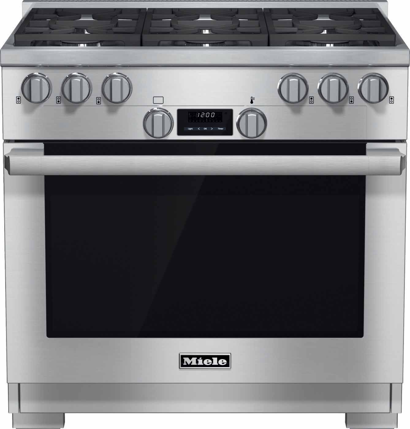 New Miele All Gas 36