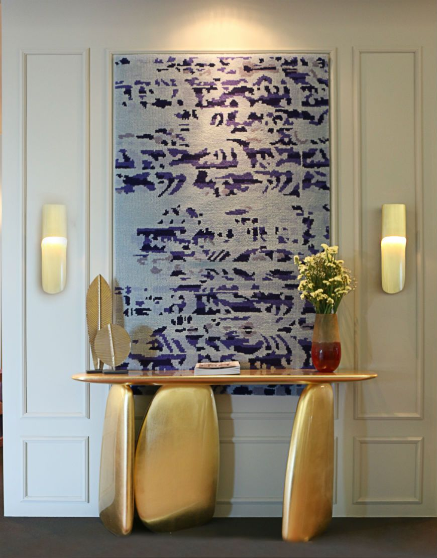 Trends iSaloni 2016: Discover Incredible Interior Design Tips #salonedelmobile2016 #milanfurnitureshow2016 #diningroominteriordesign living room ideas, trade fair | See more at https://brabbu.com/blog/2016/04/trends-isaloni-2016-discover-incredible-interior-design-tips