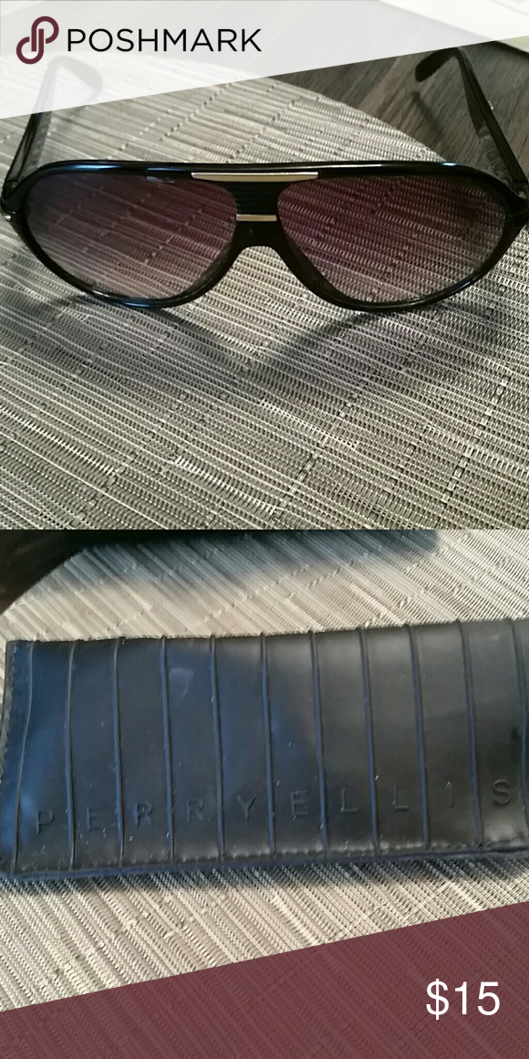 Mens Sunglasses Perry Ellis sunglasses. From the 70s, seriously ...