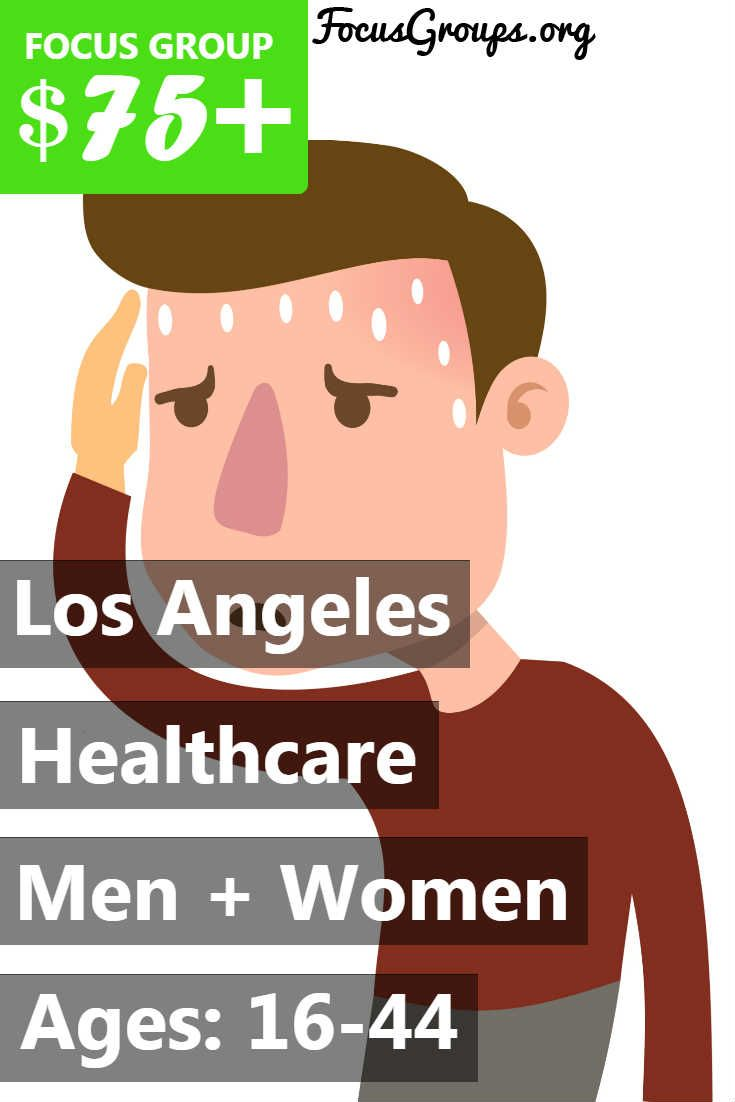 Focus Group on Healthcare in LA | Focus group, Health care ...