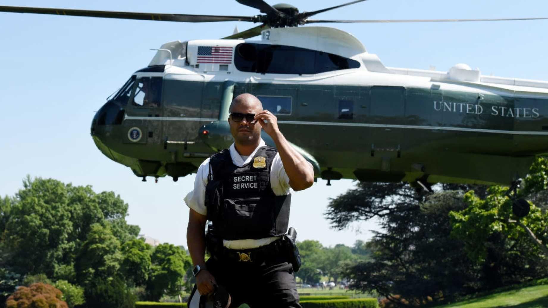 FAKE NEWS! Trump travel did NOT bankrupt Secret Service