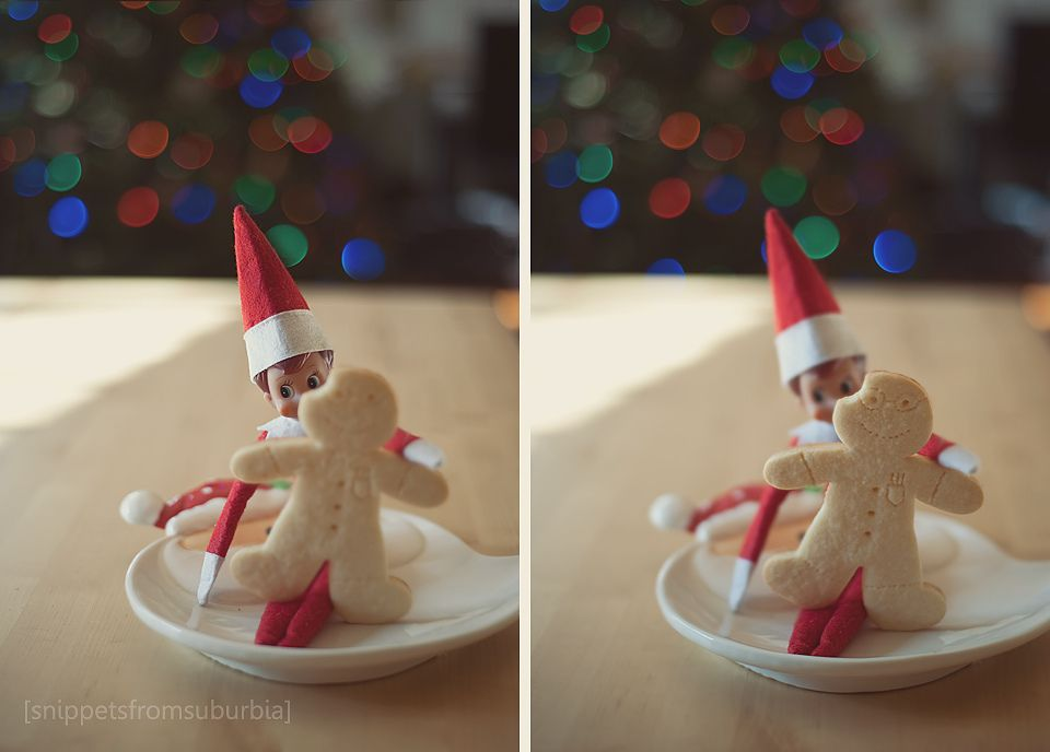 {357/365} Elf on the Shelf, Day 22 | by snippets_from_suburbia