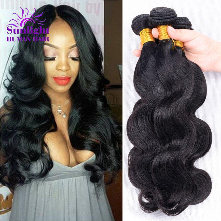 4 Bundles Peruvian Body Wave Virgin Hair Rosa Hair Products 8a