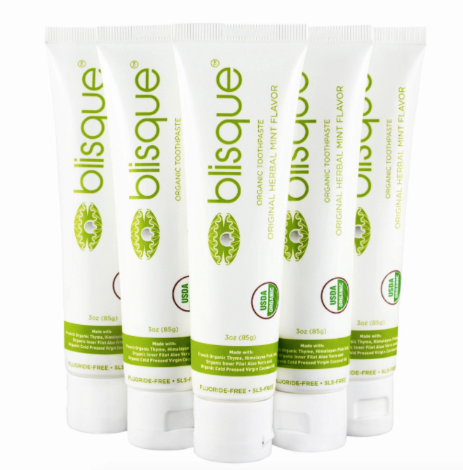 11 Natural & FluorideFree Toothpaste Brands For A