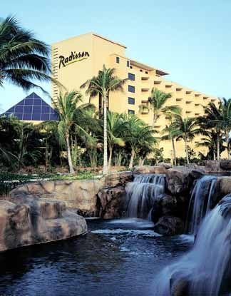 Radisson Aruba Resort And Casino