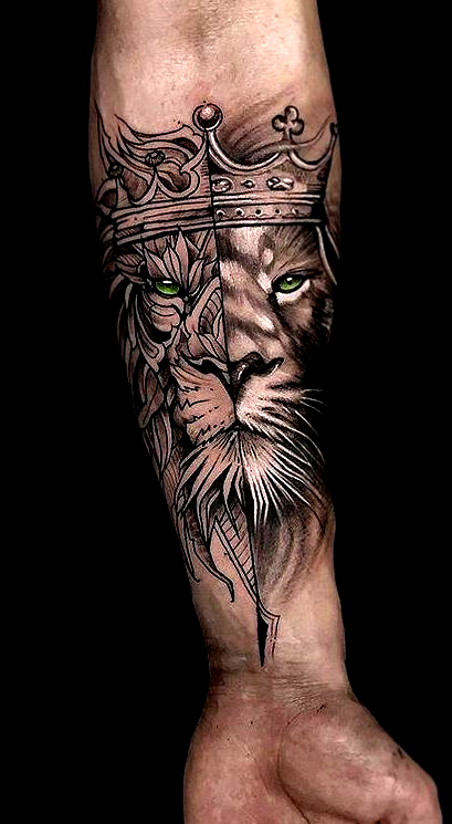 Popular Lion Tattoo Ideas For Men And Women Liontattoo Lion Tattooanimals Kingofliontattoo Tattoolion Lion Tattoo Meaning Tattoo Designs Men Lion Tattoo