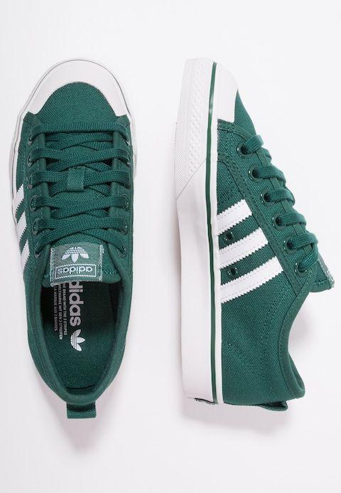 White Collegiate Sneakers Greenfootwear Whitecrystal Nizza IwZPqp5
