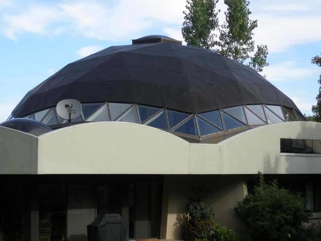 Dome Inc. Specializes In Dome Home Designs With Wood And Steel Frames.  Contact Us For Dome Home Roof Repair Or Shingle Repair Today At